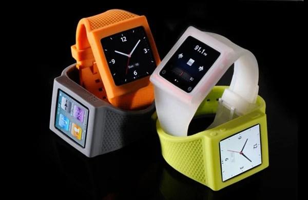 hex ipod nano apple watch band