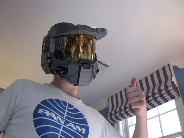 lego halo master chief costume