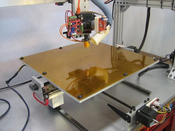 diy make 3d printer printing future