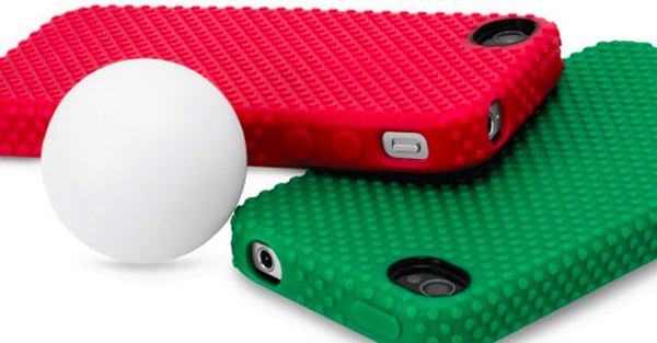 ping pong paddle incase iphone cover case
