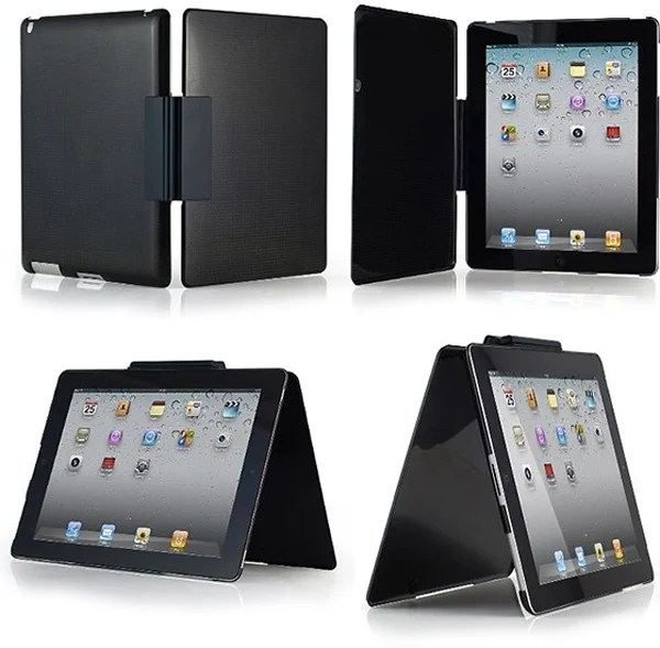 elitefolio innopocket carbon fiber case ipad 2