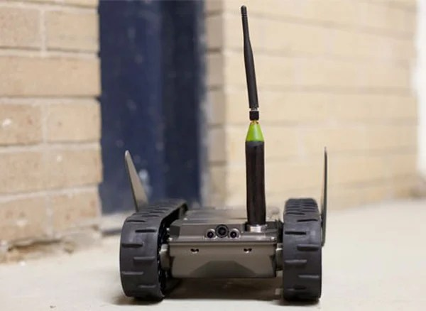 irobot 110 firstlook spy military law enforcement robot