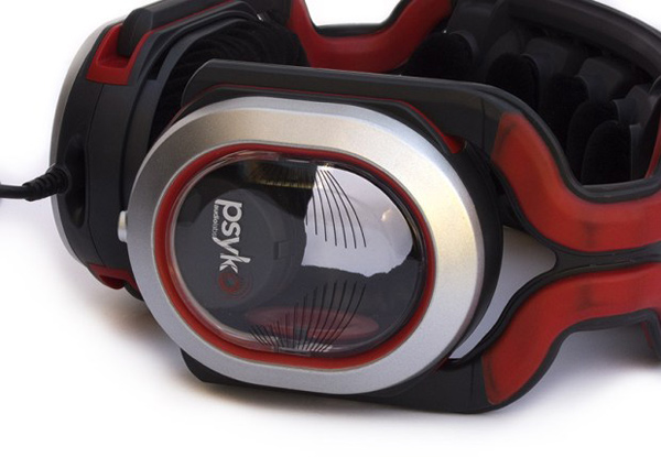 psyko headphones krypton carbon gaming computing