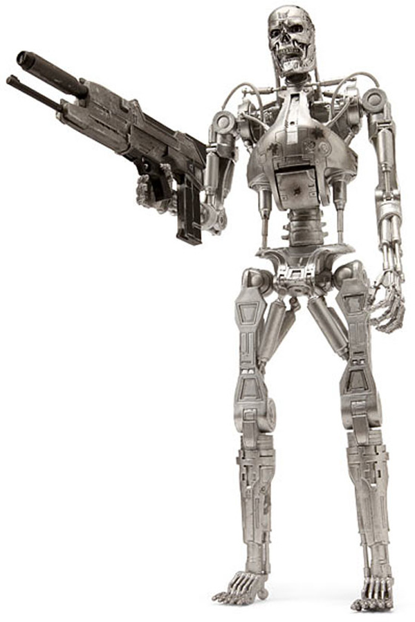 terminator endoskeleton t-800 model skynet judgement day