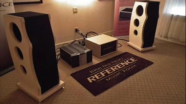 mark neumann speakers audio hifi high-end limited