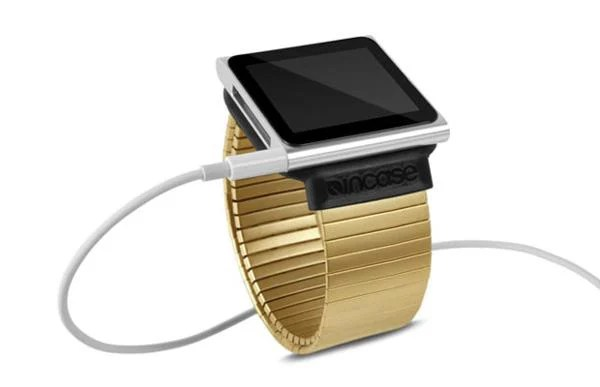 incase flex wristband ipod nano watch case