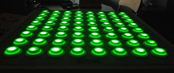 Arcade Button MIDI Controller Button Mashin Beats