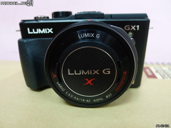 panasonic gx1 camera digital new