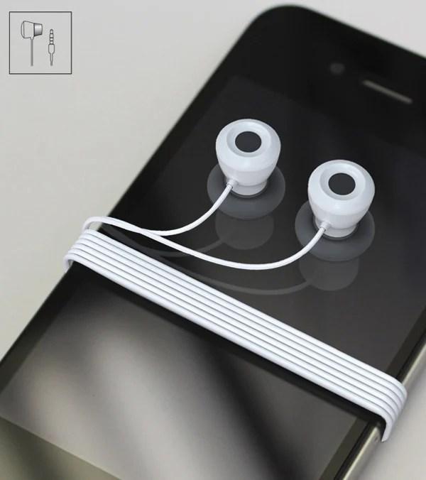 octopus earbuds donghee suh red dot design earphones headphones concept