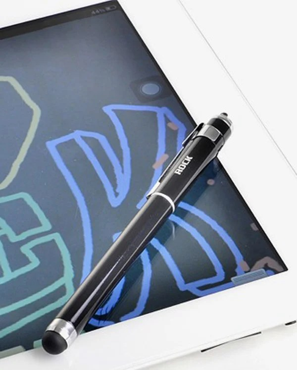 marvel digital stylus pen soft rubber precision tablet smartphone capacitative