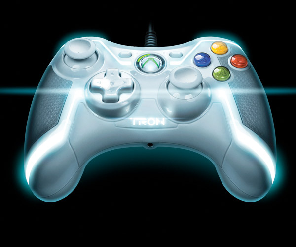 TRON Siren PS3 And Xbox 360 Controllers A Little Late