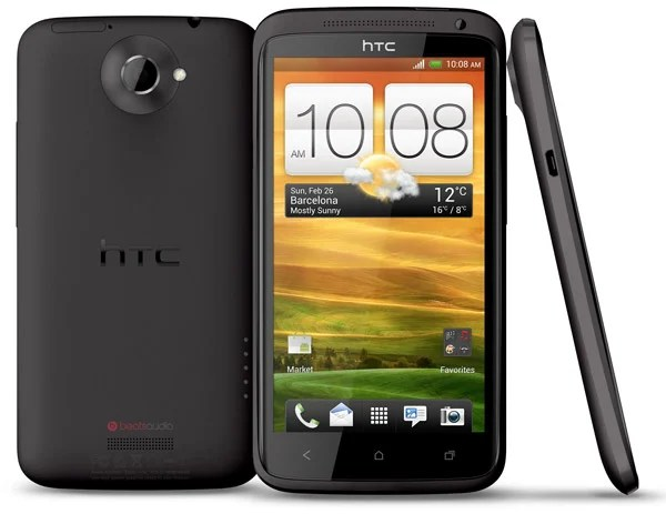 htc one x android smartphone