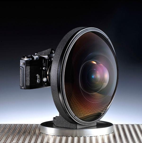 nikon nikkor fisheye 1970 lens
