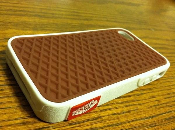 vans waffle sole iphone case