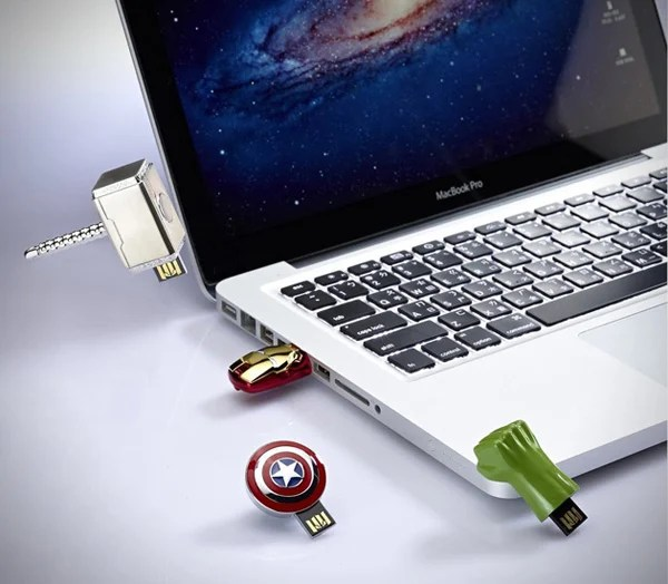 avengers usb flash drive infothink