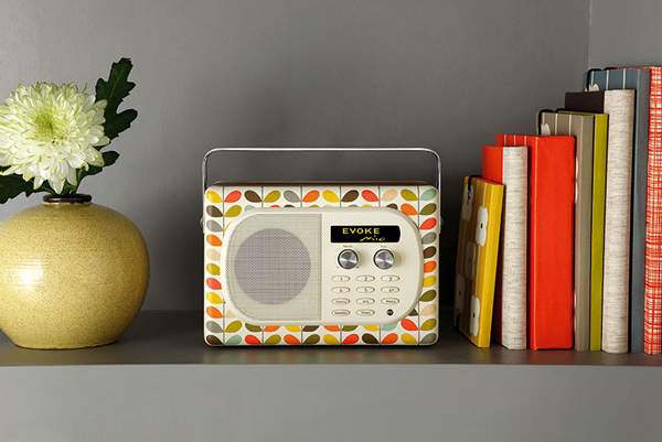 evoke mio digital radio pure