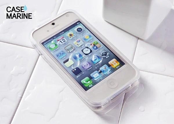 gooma case marine waterproof iphone galaxy