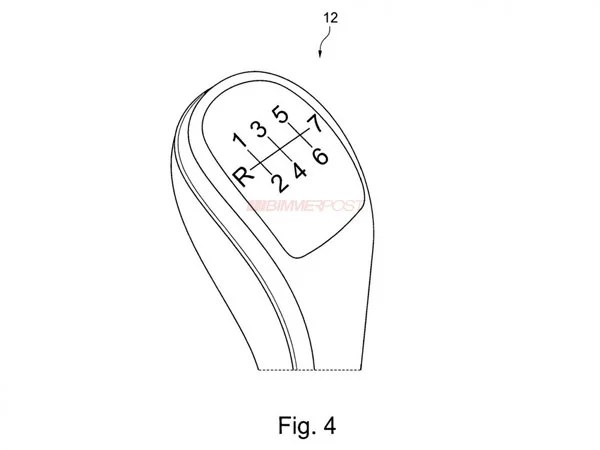 BMW Patent Shows Manual Transmission That Won't Let You
