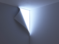 Peel Light: Peel Back Your Wall to Light up Your Life ...