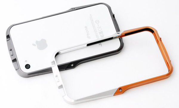 ag plus plus aluminum iphone case