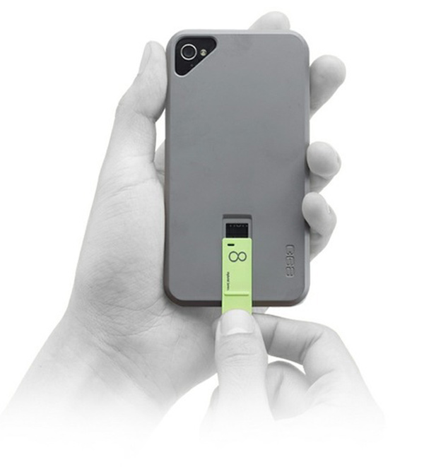 ego hybrid usb iphone case