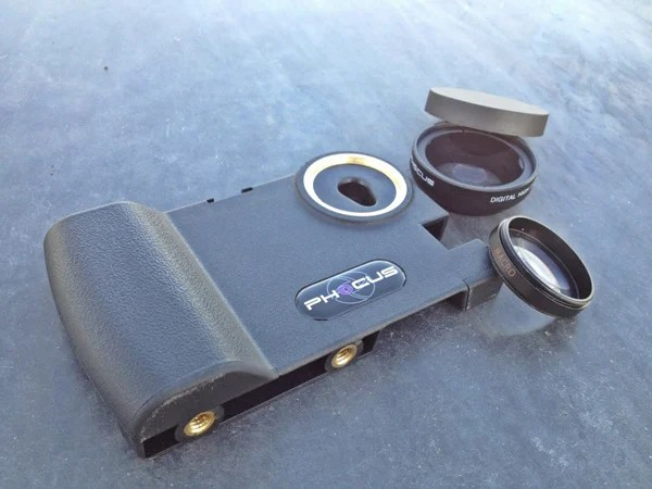 phocus iphone case dslr lens