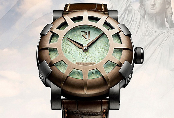 romain jerome liberty dna watch