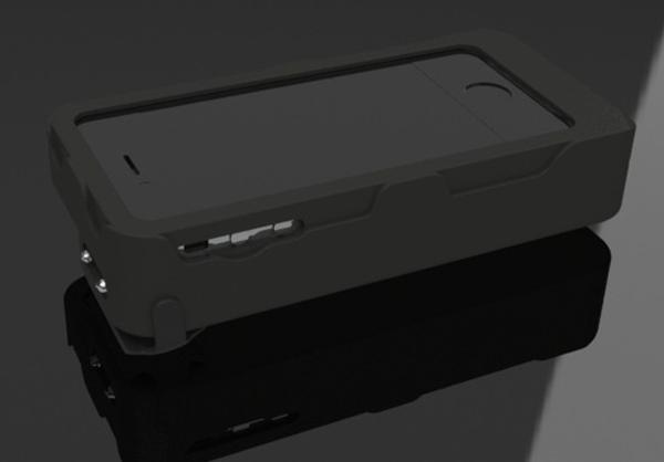 yellow jacket iphone case indiegogo