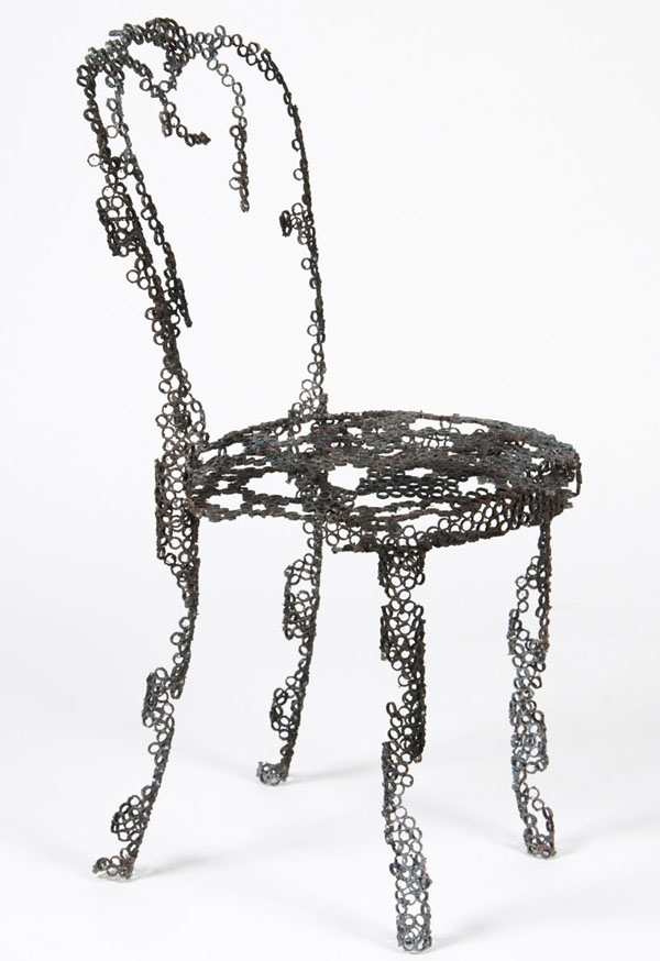 Engineering Temporality Chair is a Tribute to Humanity's
