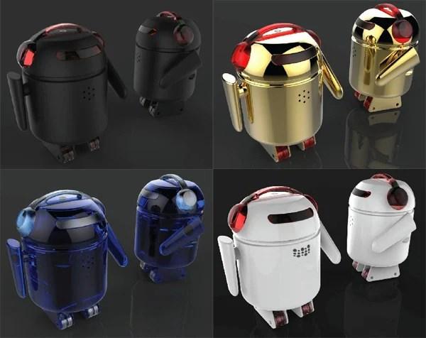 bero robot bluetooth kickstarter