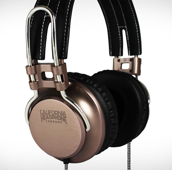 california headphones over ear audio