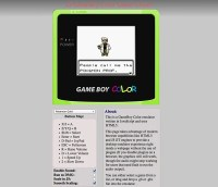 nosov4886: MAC GAMEBOY COLOR EMULATOR