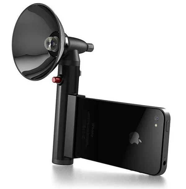 paparazzo light flash iphone kickstarter