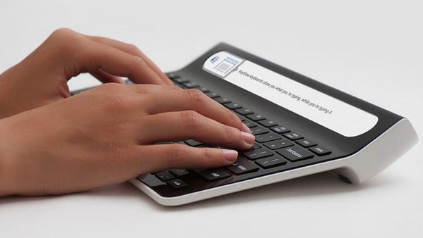 smartype keyboard touch type apps media