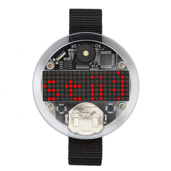 solder time ii diy led watch kit