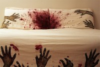 Zombie Sheets: The Walking Dead in Bed - Technabob