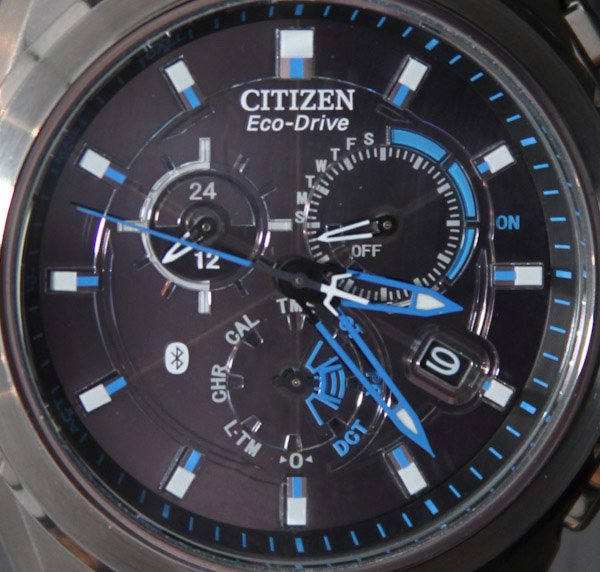 citizen proximity bluetooth watch
