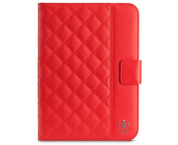 bekin ipad mini case red