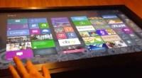Windows 8 Coffee Table: aka Surface OG