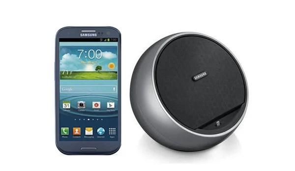 Samsung ESP 30B audio dock