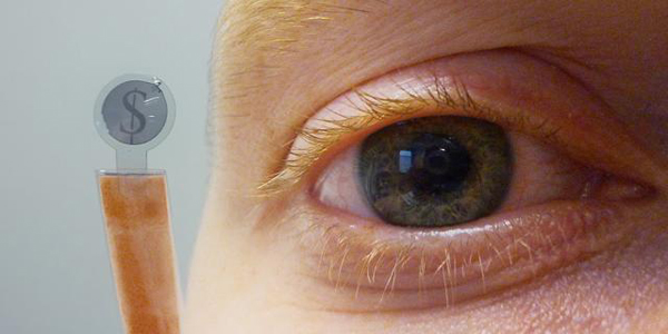 lens contact belgian IMEC