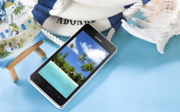 huawei ascend g 615 smartphone