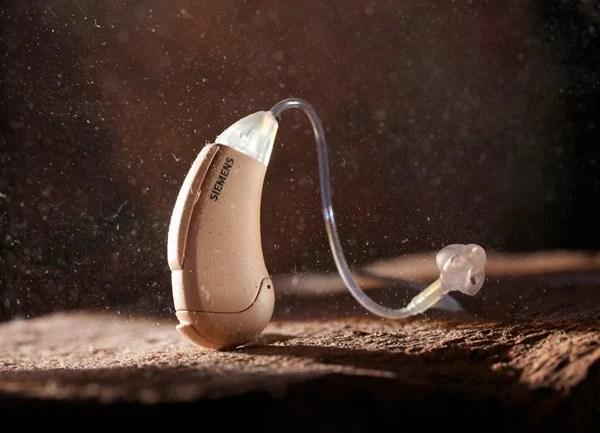 siemens aquaris waterproof hearing aid