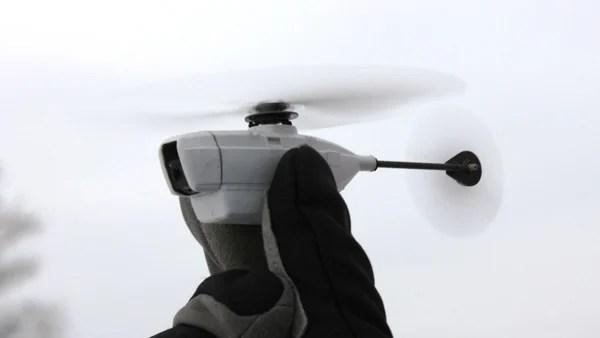 black hornet drone nano uav