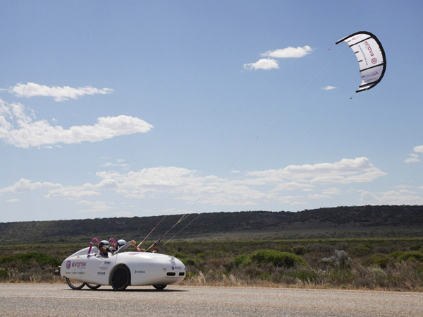 evonik wind explorer car electric