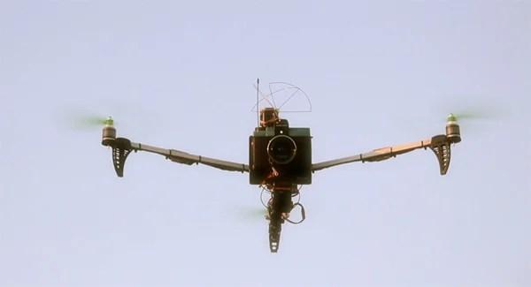 lomo drone copter spy