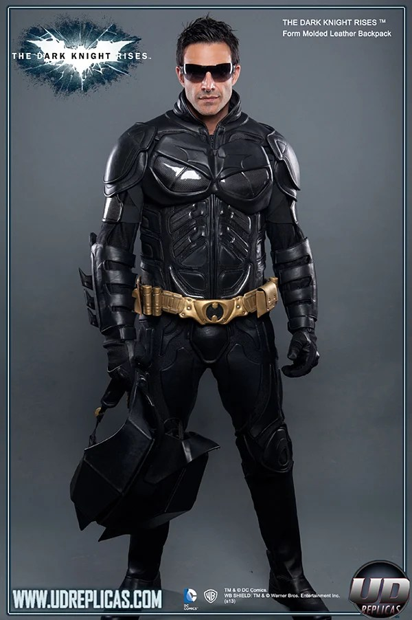 From Dark Knight Rises Batman Without Suit