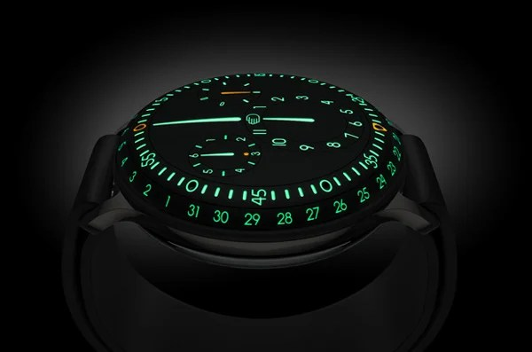 ressence type 3 watch gravitational