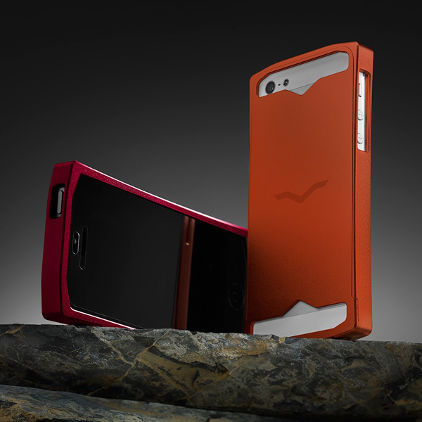 v moda metallo iphone case