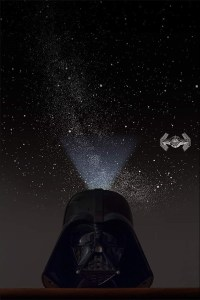 Darth Vader Homestar Projector: The Light Side of the Dark ...